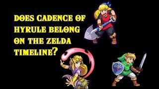 Does Cadence Of Hyrule fit on the Zelda Timeline?