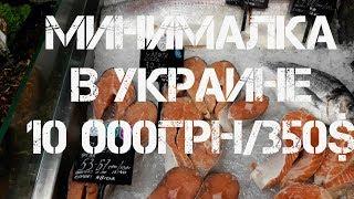 ЦЕНЫ на Продукты в Украине / Жить или Выживать / Цены на Украине
