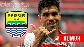 Persib Bandung Umumkan Pemain Anyarnya Jumat Ini, Akankah Fabiano Beltrame?