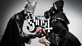 Top 10 Ghost B.C. Songs