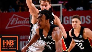 Atlanta Hawks vs San Antonio Spurs Full Game Highlights   July 12   2019 NBA Summer League