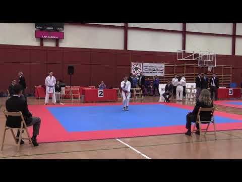 JDN Kata y Kumite Cadete y Junior 201018 Video 5