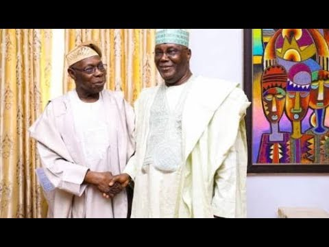 Atiku And Obasanjo To Blame For Nigeria's Current Problems, Says Group