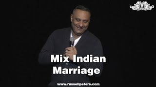 Russell Peters | Mix Indian Marriage