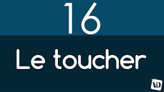 Vignette de Les 6 sensations tactiles