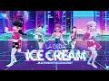 BLACKPINK - Ice Cream (with Selena Gomez) X EVERGLOW - LA DI DA (Inst.)