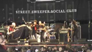 "Street Sweeper Social Club live @ Molson Ampitheatre Toronto, ON ""100 Little Curses"""
