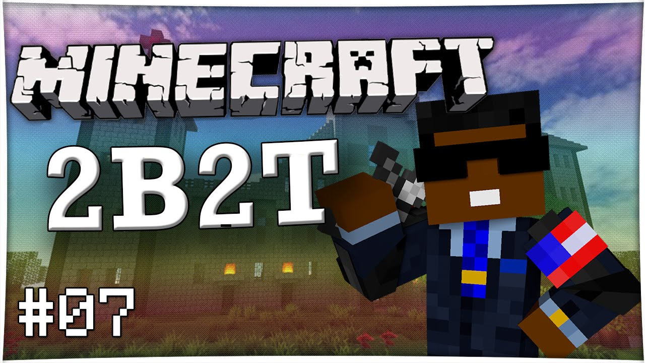 Minecraft: 2b2t #7 | A VETERAN BASE? - YouTube