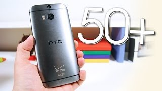 50+ Tips & Tricks for the All New HTC One (M8)!