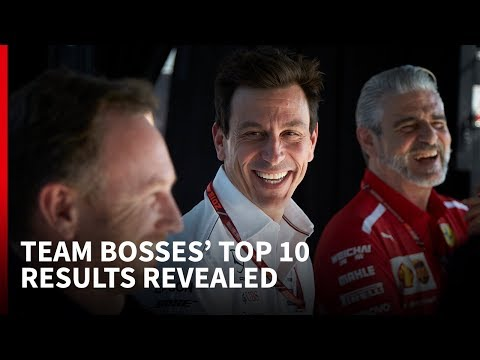 F1 team bosses' top 10 drivers vote revealed!