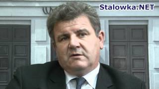 preview picture of video 'Cholewiński: Stalowa Wola i region muszą się rozwijać'