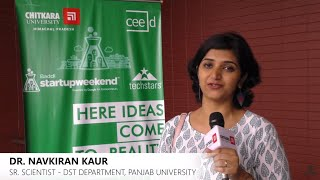 Techstars Startup Weekend Baddi | Chitkara University