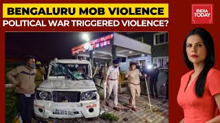 Bengaluru Riots: Did Congress, SDPI Turf War Fanned Violence? | To The Point - Download this Video in MP3, M4A, WEBM, MP4, 3GP