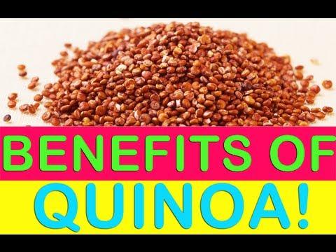 Video Benefits of QUINOA!!!