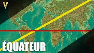 L'équateur penché, quand l'Histoire se redresse