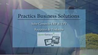 Software Puericultura #listbebé #practicsbs #openbravo