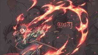 """Kimetsu No Yaiba [ Demon Slayer ] : """"Kamado Tanjiro no Uta"""" by Go Shiina Ft. Nami Nakagawa"""