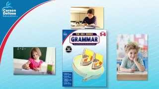 Grammar workbook grade 7 8 carson dellosa publishing view video fandeluxe Images