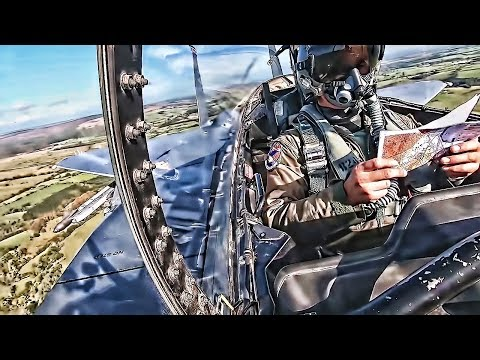 F-15E Strike Eagle • Cockpit GoPro View Of WSO