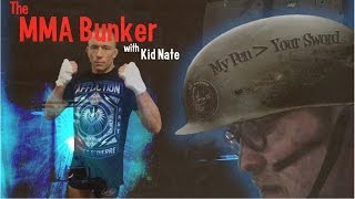 The MMA Bunker: GSP