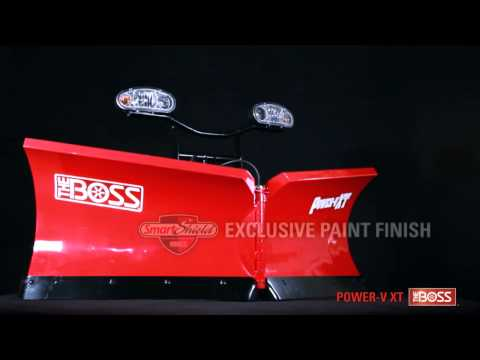 BOSS XT Snowplow Features