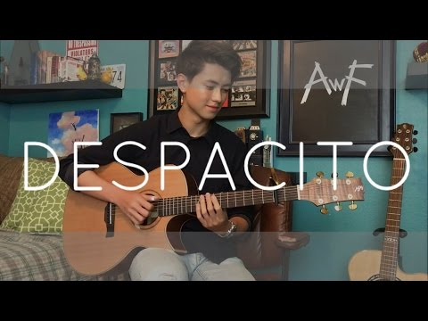 Despacito - Luis Fonsi, Daddy Yankee Ft. Justin Bieber - Cover (Fingerstyle Guitar) Mp3