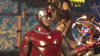 Ryan Choi Atom - Injustice 2 Multiverse