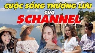 Lần đầu Schannel Sài Gòn đi du lịch cùng nhau : Ở Resort 5 sao có gì ?