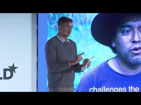 Beyond the Valley (Ramesh Srinivasan) | DLD Munich 20