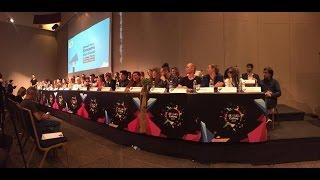 ESCKAZ in Tel Aviv: Press conference (All participants) - Israel Calling 2017