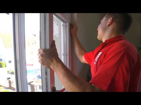 Video Fensteraustausch
