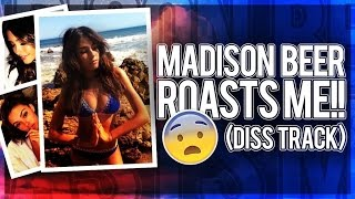 Madison Beer Roasted ME? (Diss Track?)