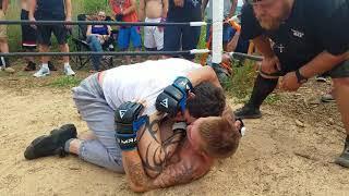 STREETBEEFS HELLRAISER VS SCRAPPY MMA
