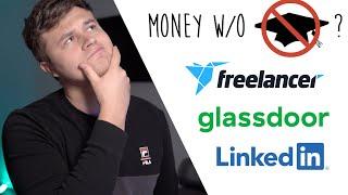How I Make Money as A Developer w/o a College Degree