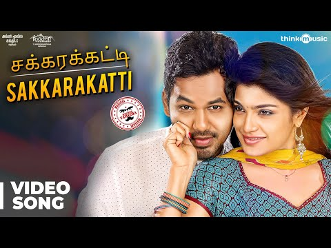 Download Meesaya Murukku Songs   Sakkarakatti Video Song   Hiphop Tamizha, Aathmika, Vivek HD Mp4 3GP Video and MP3