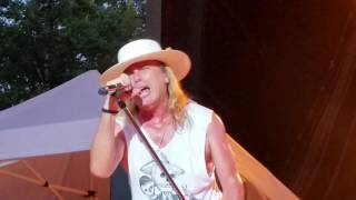 "CHEAP TRICK ""SOUTHERN GIRLS"" at Hot Springs Ark. 6-25-16."