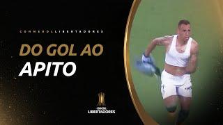 Do gol de Breno Lopes ao apito final: Palmeiras campeão da Libertadores 2020