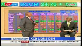 KCB Branch Group; The brains behind the KCB Lions Den