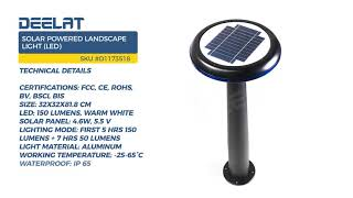 Solar Powered Landscape Light (LED)