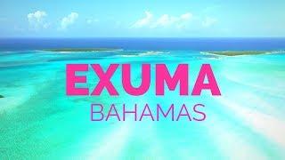 EXUMA BAHAMAS 4K - I'm in Paradise!