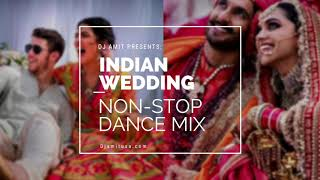 Bollywood DJ   Indian Wedding Dance Non-Stop Mix   Dance Hits 2019   New Jersey, USA
