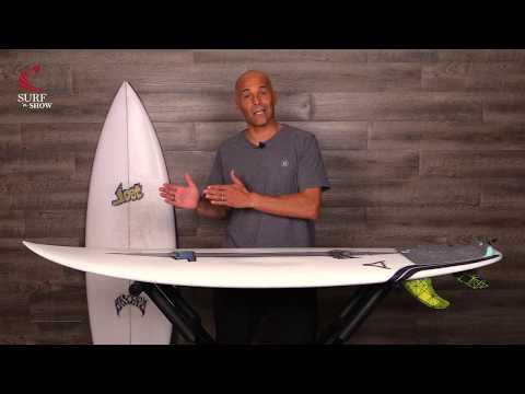"Lost Surfboards ""Voodoo Child"" Review with Noel Salas Ep. 31"