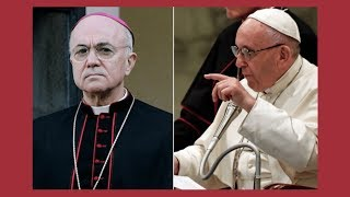 BREAKING: Viganò Issues NEW Letter To Pope Francis