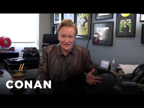 Conan O'Brien announces that all 4,000+ episodes of his Late Night NBC show will be available online