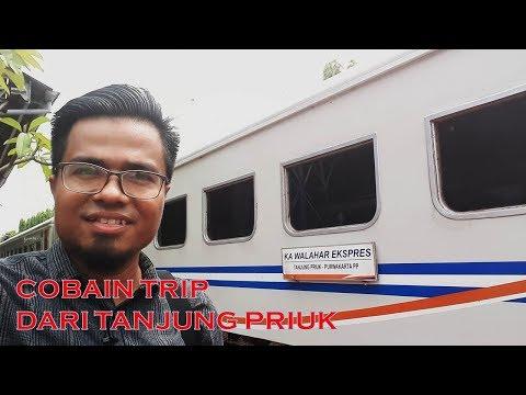 TRIP KA LOKAL WALAHAR EKSPRESS dari Tanjung Priuk menuju Karawang