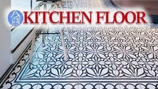💗 Flooring for the Kitchen | Best Kitchen Flooring Materials | Kitchen Floors Ideas