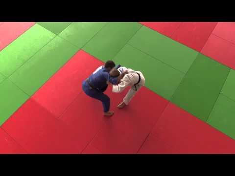 Judo Copa de España Absoluta Pamplona (Cablecam 2)