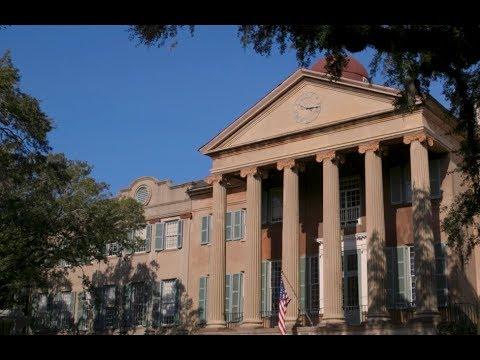 College of Charleston - video