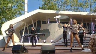 Scooter   God Save The Rave Live ZDF Fernsehgarten 2019