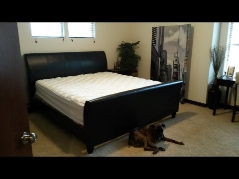 ExceptionalSheets Extra Plush Bamboo Fitted Mattress Topper Review